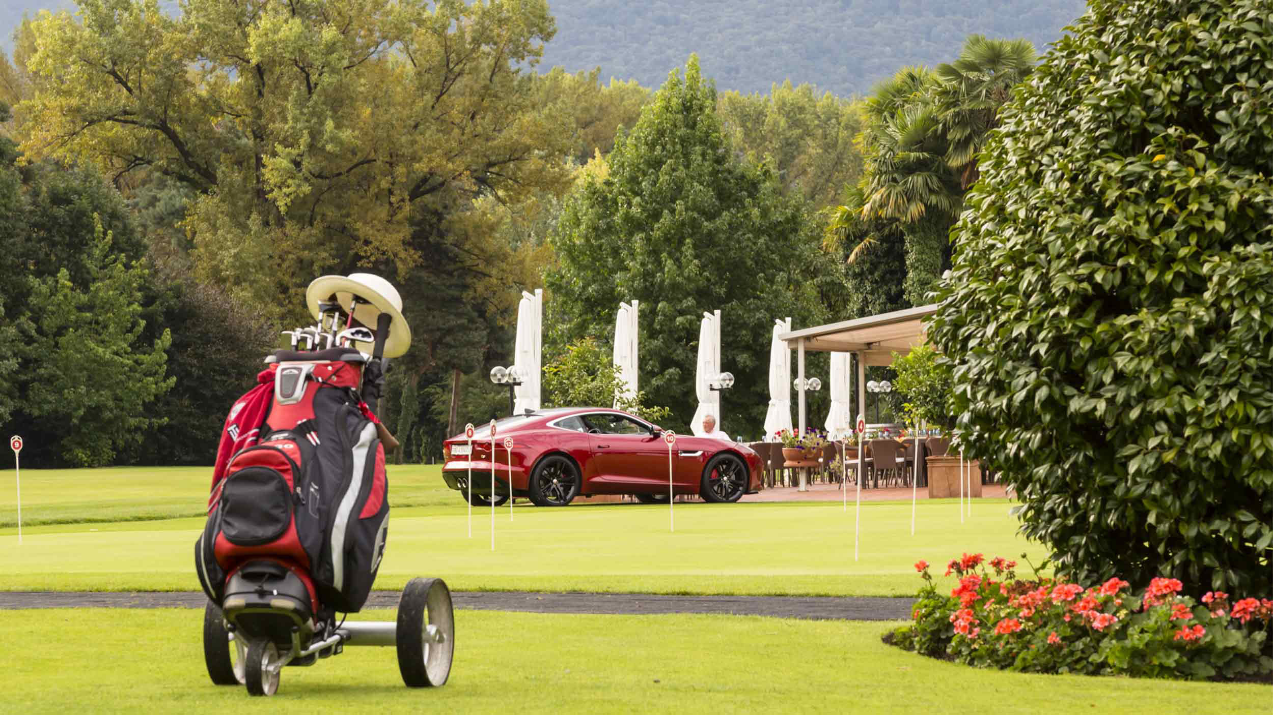 Jaguar Land Rover Swiss Golf Challenge