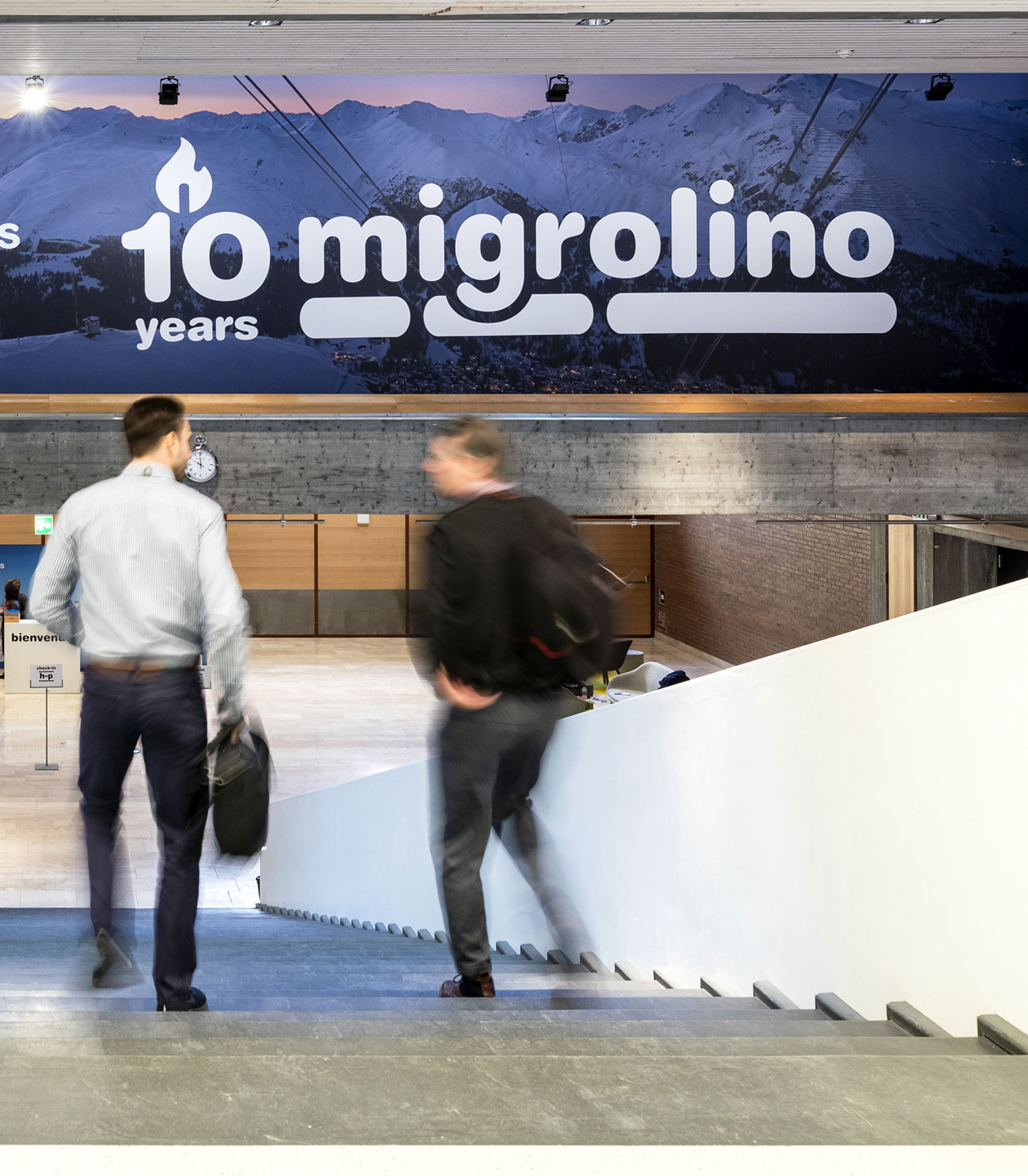 migrolino: National Partner Meeting